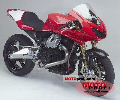 Moto Guzzi MGS-01 Corsa 2004 photo