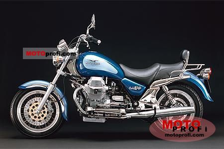 Moto Guzzi California EV 2001 photo