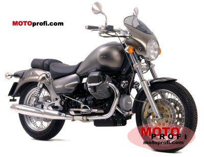 Moto Guzzi  California Titanum 2004 photo