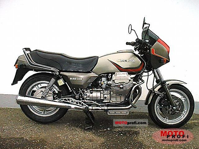 Moto Guzzi 850 T 5 1984 photo