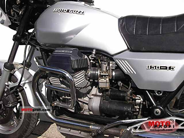 Moto Guzzi 850 T 5 1985 photo