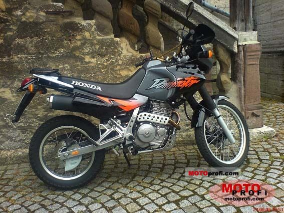 honda nx 650 dominator 1998 specs and photos. Black Bedroom Furniture Sets. Home Design Ideas