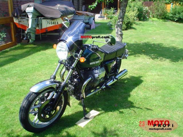 Moto Guzzi 850 T 5 1986 photo