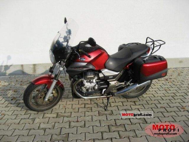 Moto Guzzi Breva 750 IE 2003 photo
