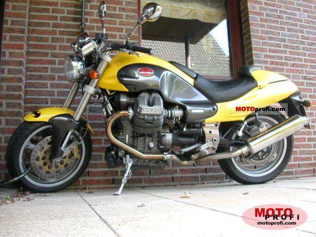 Moto Guzzi V 10 Centauro 2001 photo