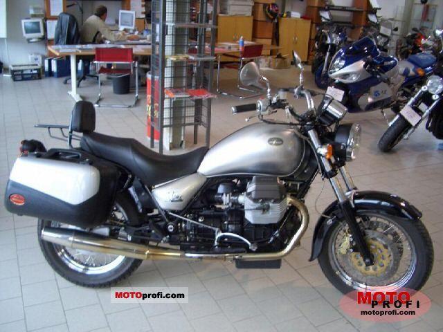 Moto Guzzi  California Stone 2004 photo