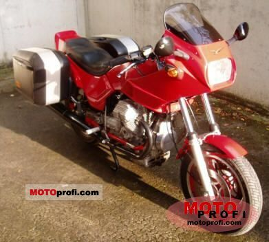 Moto Guzzi V 65 Lario 1984 photo