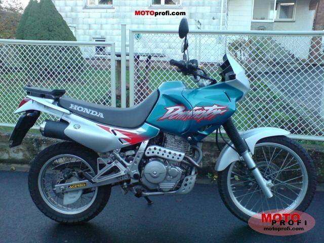 Honda NX 650 Dominator 2000 photo