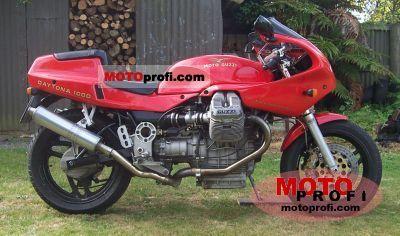 Moto Guzzi Daytona 1000 1995 photo