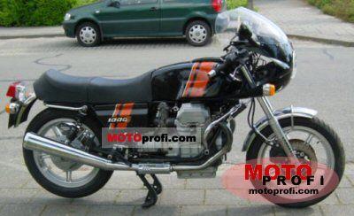 Moto Guzzi 1000 S 1991 photo