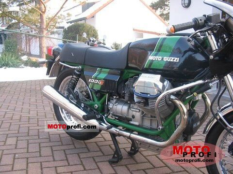 Moto Guzzi 1000 S 1992 photo