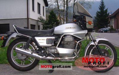 Moto Guzzi V 1000 SP 1979 photo