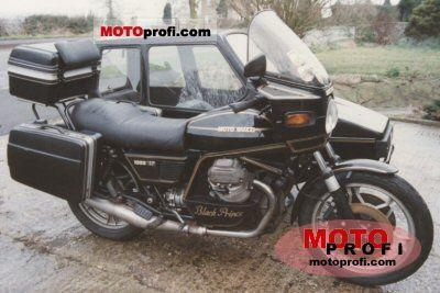 moto guzzi 1980