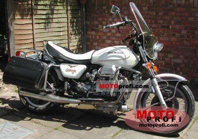 Moto Guzzi V 1000 California II 1986 photo