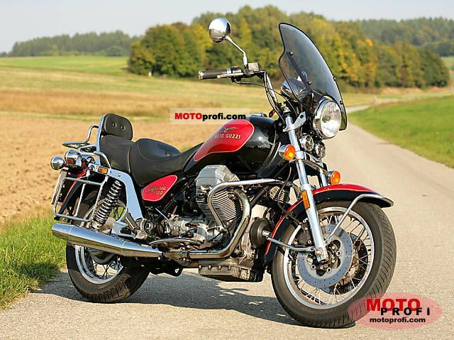Moto Guzzi California 1100 1995 photo