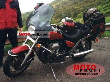 Moto Guzzi California 1100 Injection 1995 photo