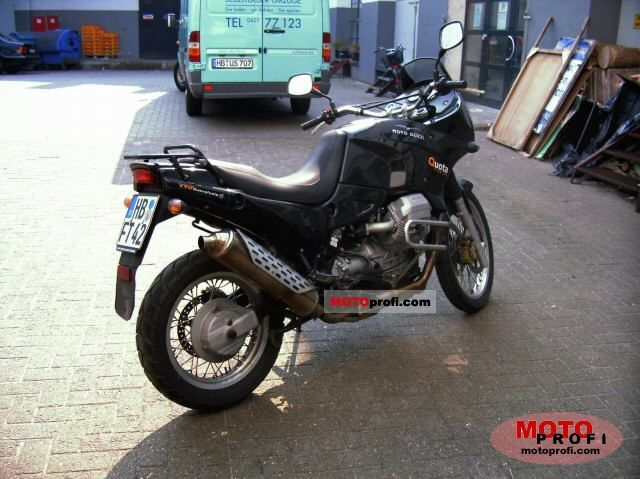 Moto Guzzi Quota 1100 ES 2000 photo