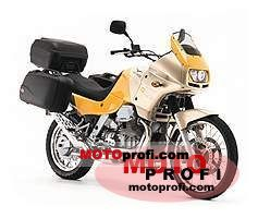 Moto Guzzi Quota 1100 ES 2001 photo