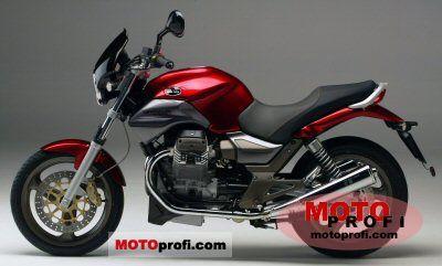 Moto Guzzi Breva V 750 I.E. 2004 photo