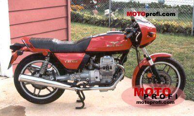 moto guzzi v50 ringer