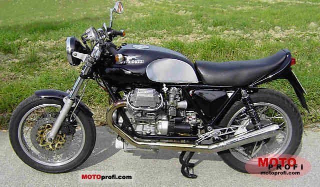Moto Guzzi 750 S 3 1976 photo