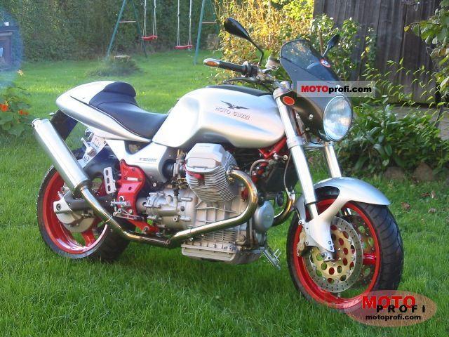 Moto Guzzi V 11 Sport 2001 photo