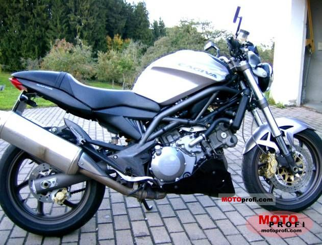 Cagiva V-Raptor 1000 2002 photo