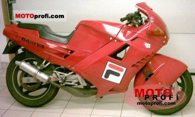 Cagiva 125 C 10 Freccia 1989 photo