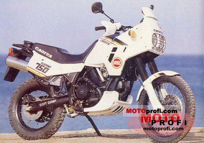 Cagiva Elefant 750 1988 photo