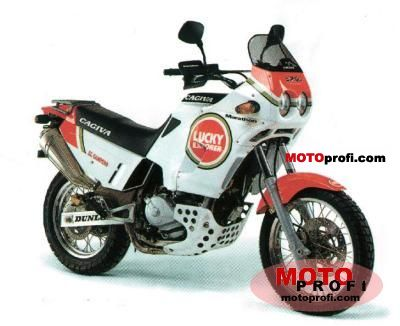 Cagiva Elefant 900 i.e. 1991 photo