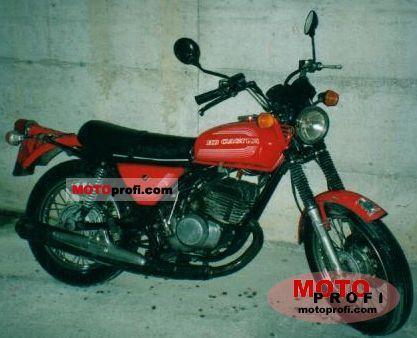 Cagiva SST 350 1980 photo