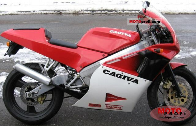 Cagiva 125 Mito 1992 photo