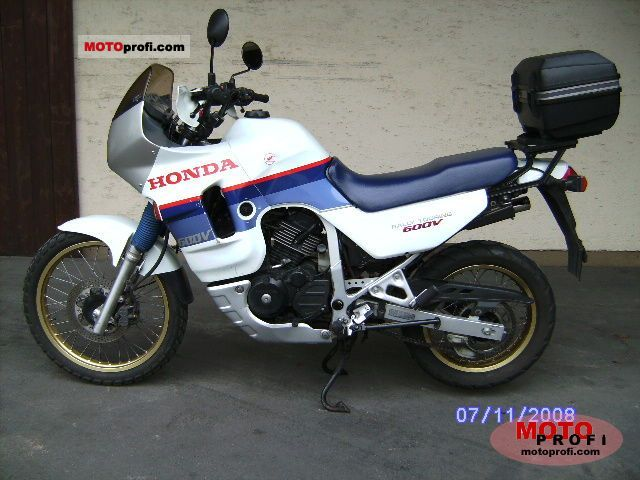 Honda XL 600 V Transalp 1988 photo