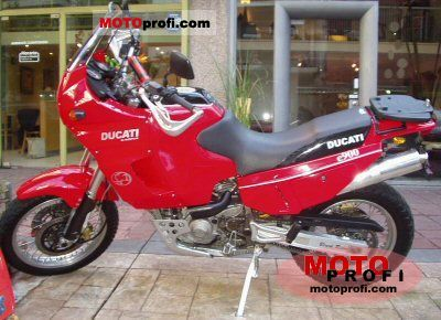 Cagiva 900 I.E. 1998 photo