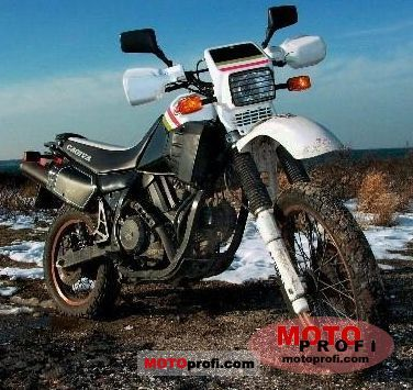 Cagiva 650 Elefant 1987 photo