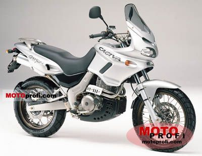 Cagiva Canyon 500 2000 photo