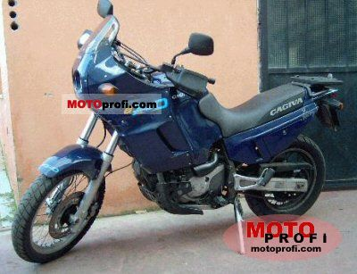 Cagiva E 750 Elefant 1996 photo