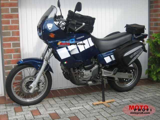 Cagiva E 750 Elefant 1997 photo