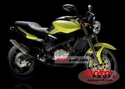 Cagiva Raptor 125 2004 photo