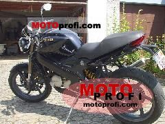Cagiva Raptor 125 2005 photo