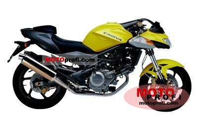 Cagiva V-Raptor 650 2002 photo