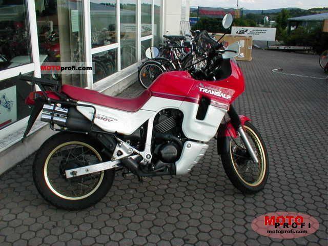 Honda XL 600 V Transalp 1990 photo