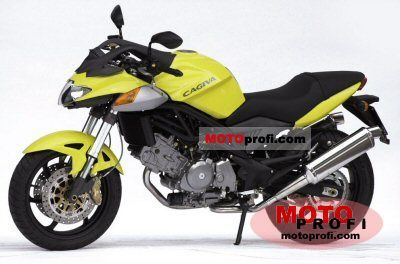 Cagiva V-Raptor 650 2004 photo