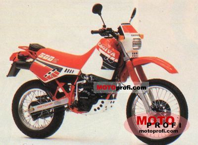 Cagiva T4 500 E 1988 photo