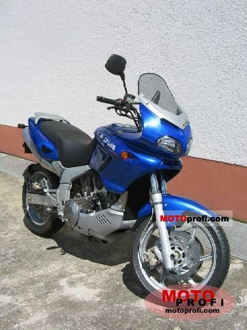 Cagiva Navigator 1000 2005 photo
