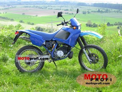 Cagiva 125 W8 1992 photo