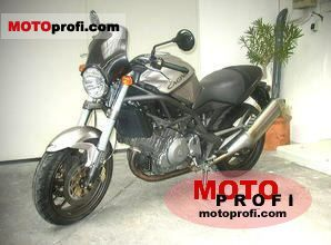 Cagiva Raptor 1000 2000 photo