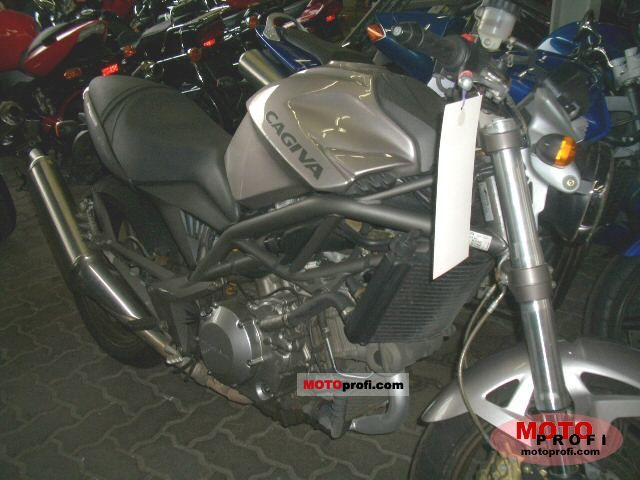 Cagiva Raptor 1000 2002 photo