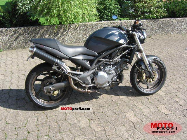 Cagiva Raptor 1000 2003 photo