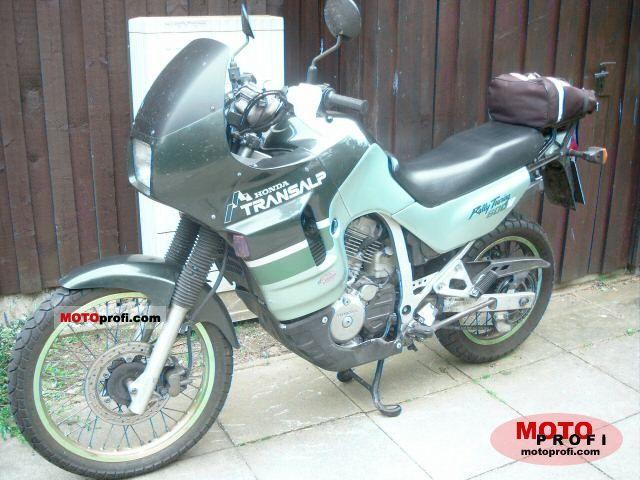 Honda XL 600 V Transalp 1992 photo